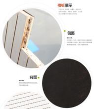 广州会议室A级防火穿孔吸音板木质吸音板厂家图片