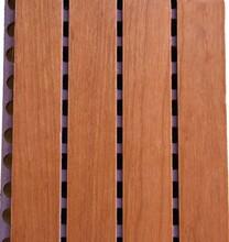 江西槽木吸音板家庭影院环保吸音板价格图片
