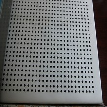 山西体育馆微孔铝蜂窝吸音板规格铝制穿孔吸音板价格图片