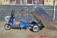 不锈钢保洁车、不锈钢箱体翻斗式电动三轮环卫车厂家直销