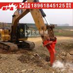挖掘机振动裂土器,振动松土器震动裂土器高频振动锤,挖机振动单勾图片