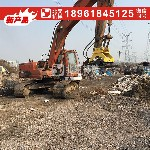 夯实器江苏无锡常用配挖掘机使用品牌液压夯实器液压打哼机图片