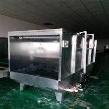 东莞虎门水帘柜喷漆水濂柜高效喷漆水帘柜工业喷油设备厂家图片