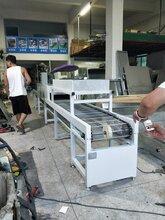 厂家供应梅州市喷油线五金网带线高低温隧道丝印烘干流水线图片