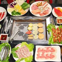 韩式自助烤鱼加盟金汉森巴西烤肉加盟图片