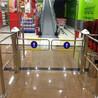 供應超市入口感應門導向門超市感應門價格超市自動門