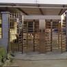 供应电动转闸门全高转闸监狱闸机转闸门电机转闸系统