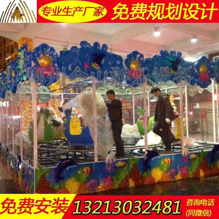 广场新款喷球车价格小型儿童游乐设施生产厂家
