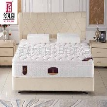 国产天然乳胶床垫品牌梦知圆河南乳胶床垫批发厂家图片