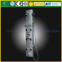 连云港爱斯特淋浴设备东森游戏主管AST0204铝合金淋浴屏图片