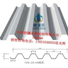 天津YX75-210-840压型钢板唯一生产厂家图片