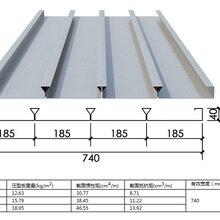 大兴安岭地区YXB40-185-740压型钢板图片