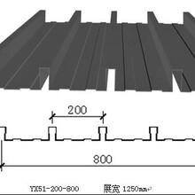 铁岭YXB51-190-760(S)楼承板图片