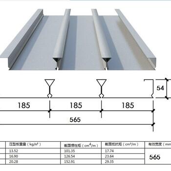 金昌YXB65-220-660镀锌钢板