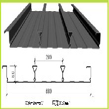 七台河YXB60-180-540(B)压型钢板规格图片