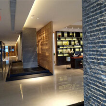 酒店硅藻泥纹理的效果怎样欣赏硅藻泥纹理效果