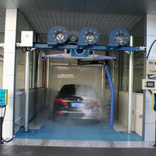 自动洗无接触洗车机的洗车成本多少,全车机的价格便宜不