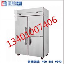 厨房冷柜设备便利店冷柜展示柜超市双门冷柜超市便利冷藏柜图片