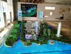 大峡谷卓越浅水湾商业建筑沙盘模型制作项目