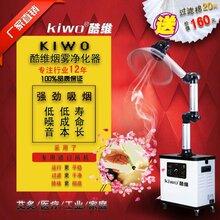 东莞市烟雾净化器生产厂家激光烟尘净化器