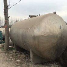 出售10吨不锈钢保温罐3台图片