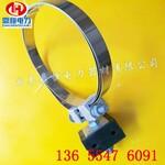 ADSS光缆引下夹具杆用引下线夹具有多功能调接作用