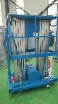 升降平台铝合金式升降机图片