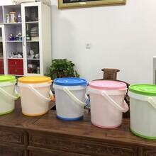 医疗级透明桶10公斤啤酒发酵桶食品级HDPE葡萄发酵桶10升腌菜桶生产公司图片