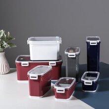 日本納米銀保鮮盒抗菌保鮮盒365冰箱保鮮盒