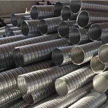 河南洛阳厂家供应金属波纹管镀锌金属波纹管钢带波纹管桥梁不锈钢波纹管