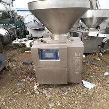 供应二手灌肠机二手汉普灌肠机二手肉制品灌肠机图片