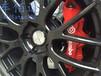 宝马5系改装升级高性能BremboGT六活塞刹车套装