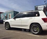 奔驰GLK升级改装意大利brembo前六后四刹车套装车佰速图片