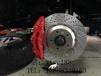 奔驰G500刹车升级改装德国原厂AMG六活塞四活塞刹车卡钳分泵套装车佰速