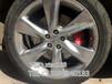 Infiniti英菲尼迪FX35剎車改裝升級英國AP85系列前六后四剎車卡鉗套裝~車佰速制動