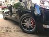 豐田埃爾法剎車升級brembo前六后四剎車卡鉗碟套件