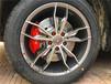 丰田埃尔法刹车改装升级正品brembo刹车前六后四刹车卡钳套件