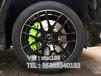 奔驰GLS450刹车系统升级改装正品APracing8520六活塞卡钳套装