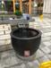 青瓦台陶瓷温泉泡澡缸洗浴中心专用洗浴缸创新洗浴大缸1米