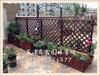 防腐木柵欄、防腐木葡萄架、天津防腐木地板、防腐木花架