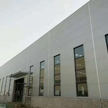 太原钢结构厂房设计施工