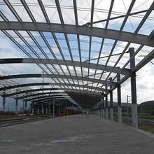 朔州钢结构朔州钢结构厂房_山西盛大钢结构