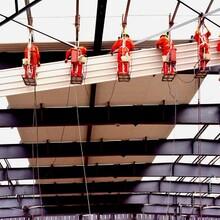 朔州钢结构厂房施工安装选山西盛大钢构让您放心省心