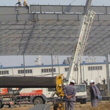 介休山西盛大钢构介休钢结构厂房每平米造价介休钢结构工程