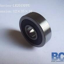 LR604NPPU/KDDU滚轮轴承4×13×4轴承