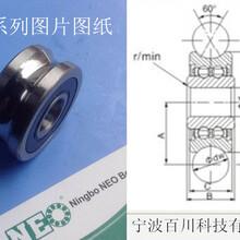 LFR5201-10滚轮轴承12×35×15.9轴承