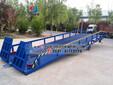 济成移动式登车桥DCQ6/月台装卸货平台/集装箱装卸货平台