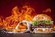 潮州汉堡加盟小成本经营,四季畅销