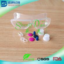 硅胶眼罩垫防护制品、潜水制品硅胶眼罩垫、定制硅胶医疗级眼罩垫