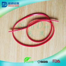 医疗级硅胶管挤出成型、高透明硅胶管尺寸规格、定制医疗硅胶管标准